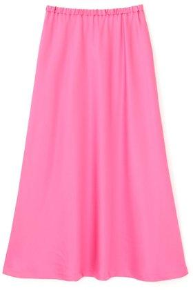 【ル フィル/LE PHIL】のクラシックサテンスカート レディースファッション・服の通販 founy(ファニー) ファッション Fashion レディース WOMEN スカート Skirt ロングスカート Long Skirt サテン ロング |ID:prp329100000828920