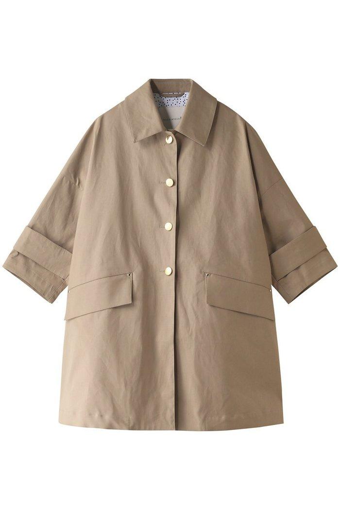 【マルティニーク/martinique】の【MACKINTOSH】ポンチョコート インテリア・キッズ・メンズ・レディースファッション・服の通販 founy(ファニー) https://founy.com/ ファッション Fashion レディースファッション WOMEN アウター Coat Outerwear コート Coats ポンチョ Ponchos 2021年 2021 2021春夏・S/S SS/Spring/Summer/2021 S/S・春夏 SS・Spring/Summer インナー ポンチョ ロング 春 Spring |ID: prp329100001266357 ipo3291000000005776249