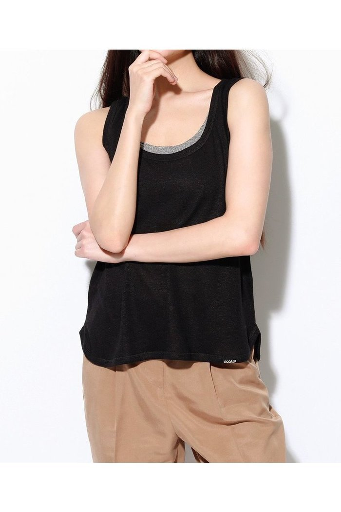 【エコアルフ/ECOALF】のHASTINGS タンクトップ / HASTINGS T-SHIRT インテリア・キッズ・メンズ・レディースファッション・服の通販 founy(ファニー) https://founy.com/ ファッション Fashion レディースファッション WOMEN トップス・カットソー Tops/Tshirt シャツ/ブラウス Shirts/Blouses ロング / Tシャツ T-Shirts カットソー Cut and Sewn インナー ショート スリーブ タンク ドレープ ベスト 再入荷 Restock/Back in Stock/Re Arrival |ID: prp329100001496170 ipo3291000000007261462