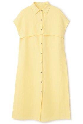 【アドーア/ADORE】のレーヨン麻ブラウス 人気、トレンドファッション・服の通販 founy(ファニー) ファッション Fashion レディースファッション WOMEN トップス・カットソー Tops/Tshirt シャツ/ブラウス Shirts/Blouses おすすめ Recommend イエロー ショート ジョーゼット スリット スリーブ ロング ワイド 定番 Standard |ID:prp329100001496278