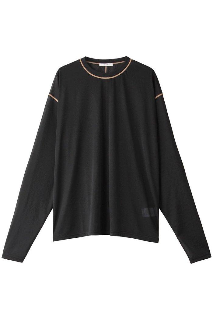 【クラネ/CLANE】のLINE SHEER L/S ロングスリーブシャツ インテリア・キッズ・メンズ・レディースファッション・服の通販 founy(ファニー) https://founy.com/ ファッション Fashion レディースファッション WOMEN トップス・カットソー Tops/Tshirt シャツ/ブラウス Shirts/Blouses ロング / Tシャツ T-Shirts カットソー Cut and Sewn スリーブ センター ロング |ID: prp329100001496298 ipo3291000000007261834