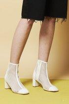 【メゾンスペシャル/MAISON SPECIAL】のメッシュブーツ WHT(ホワイト)|ID: prp329100001516670 ipo3291000000007372818