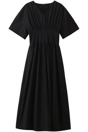 【ルシェル ブルー/LE CIEL BLEU】のラウンドフォームドレス 人気、トレンドファッション・服の通販 founy(ファニー) ファッション Fashion レディースファッション WOMEN ワンピース Dress ドレス Party Dresses オケージョン タイプライター ドレス リゾート  ID:prp329100001538358