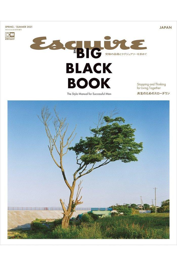 【ハースト婦人画報社/Hearst Fujingaho / GOODS】の【送料無料】Esquire THE BIG BLACK BOOK SPRING/SUMMER 2021(2021/4/24発売) インテリア・キッズ・メンズ・レディースファッション・服の通販 founy(ファニー) https://founy.com/ 雑誌 ダウン ラグジュアリー S/S・春夏 SS・Spring/Summer 送料無料 Free Shipping |ID: prp329100001546095 ipo3291000000007563440