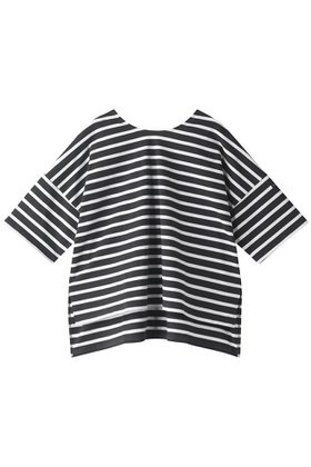 【ルミノア/Le minor】のオンコリュール エーHS 人気、トレンドファッション・服の通販 founy(ファニー) ファッション Fashion レディースファッション WOMEN カットソー デニム ボトム ボーダー ワイド 定番 Standard  ID:prp329100001585393