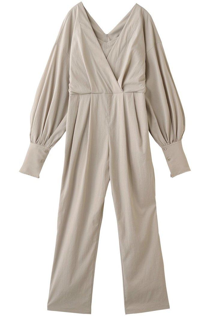 【クラネ/CLANE】の2WAY BOLERO ALL IN ONE/オールインワン インテリア・キッズ・メンズ・レディースファッション・服の通販 founy(ファニー) https://founy.com/ ファッション Fashion レディースファッション WOMEN アウター Coat Outerwear ボレロ Bolero jackets オフショルダー キャミソール 長袖 |ID: prp329100001624878 ipo3291000000008140562