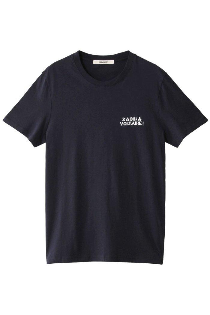 【ザディグ エ ヴォルテール/ZADIG & VOLTAIRE / MEN】の【MEN】TED HC KTDA TEE-SHIRT PRINT CAPSULE SHOW Tシャツ インテリア・キッズ・メンズ・レディースファッション・服の通販 founy(ファニー) https://founy.com/ ファッション Fashion メンズファッション MEN トップス・カットソー Tops/Tshirt/Men シャツ Shirts S/S・春夏 SS・Spring/Summer ショート シンプル スリーブ 夏 Summer 春 Spring |ID: prp329100001624890 ipo3291000000008140601