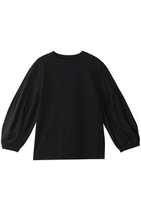 【アドーア/ADORE】のバイオポンチ袖切り替えカットソー 人気、トレンドファッション・服の通販 founy(ファニー) ファッション Fashion レディースファッション WOMEN トップス・カットソー Tops/Tshirt シャツ/ブラウス Shirts/Blouses ロング / Tシャツ T-Shirts カットソー Cut and Sewn カットソー シンプル スリーブ トレンド フォルム ロング |ID:prp329100001629099