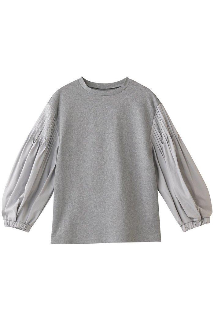 【アドーア/ADORE】のバイオポンチ袖切り替えカットソー インテリア・キッズ・メンズ・レディースファッション・服の通販 founy(ファニー) https://founy.com/ ファッション Fashion レディースファッション WOMEN トップス・カットソー Tops/Tshirt シャツ/ブラウス Shirts/Blouses ロング / Tシャツ T-Shirts カットソー Cut and Sewn カットソー シンプル スリーブ トレンド フォルム ロング |ID: prp329100001629099 ipo3291000000008163419