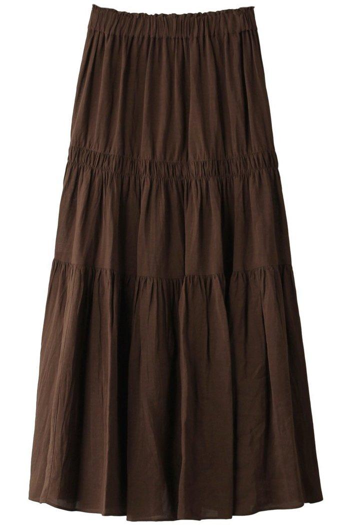 【プルミエ アロンディスモン/1er Arrondissement】のリネン混マキシスカート インテリア・キッズ・メンズ・レディースファッション・服の通販 founy(ファニー) https://founy.com/ ファッション Fashion レディースファッション WOMEN スカート Skirt ロングスカート Long Skirt マキシ リネン ロング |ID: prp329100001629121 ipo3291000000008163485
