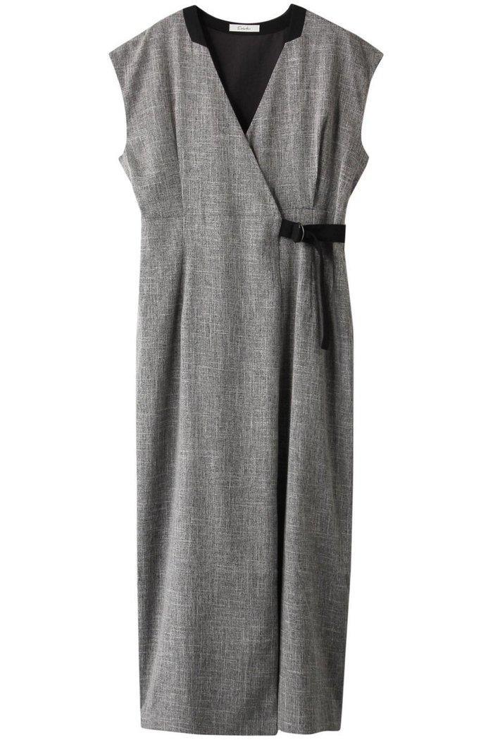 【エジック/Ezick】のノースリラップワンピース インテリア・キッズ・メンズ・レディースファッション・服の通販 founy(ファニー) https://founy.com/ ファッション Fashion レディースファッション WOMEN ワンピース Dress クラシカル ラップ ロング |ID: prp329100001634209 ipo3291000000008199618