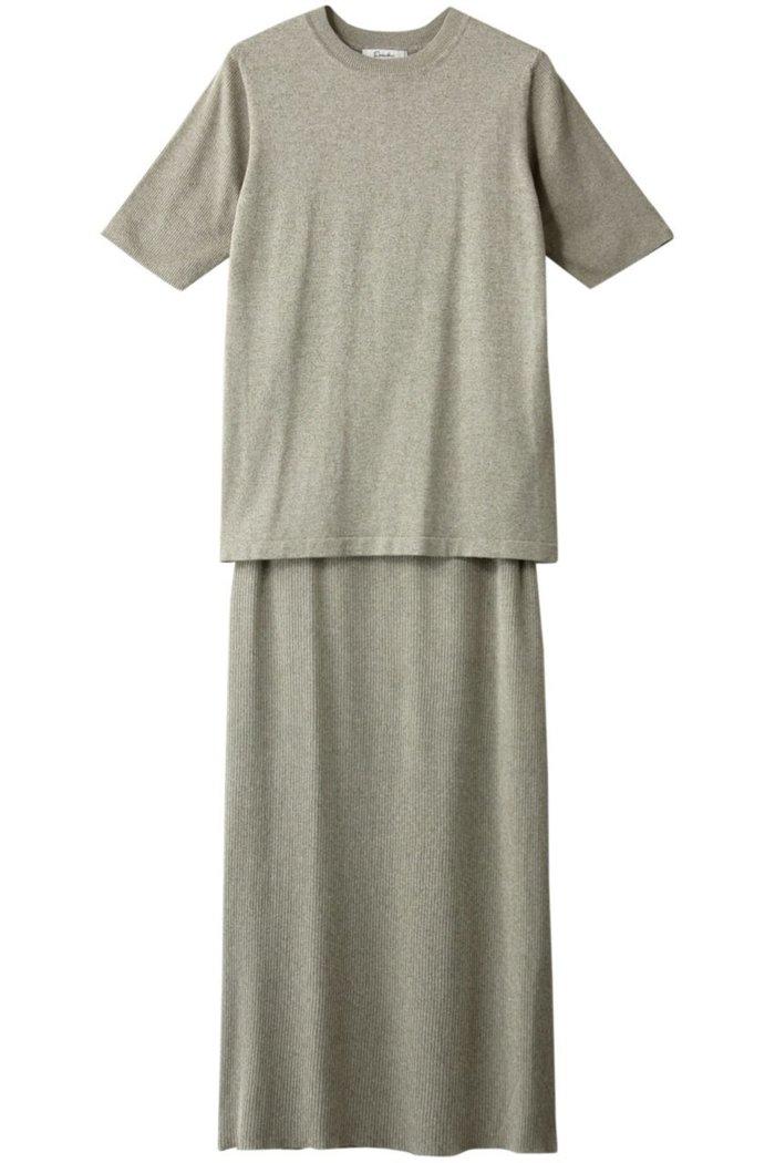【エジック/Ezick】のリブニットスカートSETUP インテリア・キッズ・メンズ・レディースファッション・服の通販 founy(ファニー) https://founy.com/ ファッション Fashion レディースファッション WOMEN セットアップ Setup スカート Skirt シンプル セットアップ |ID: prp329100001634210 ipo3291000000008199621