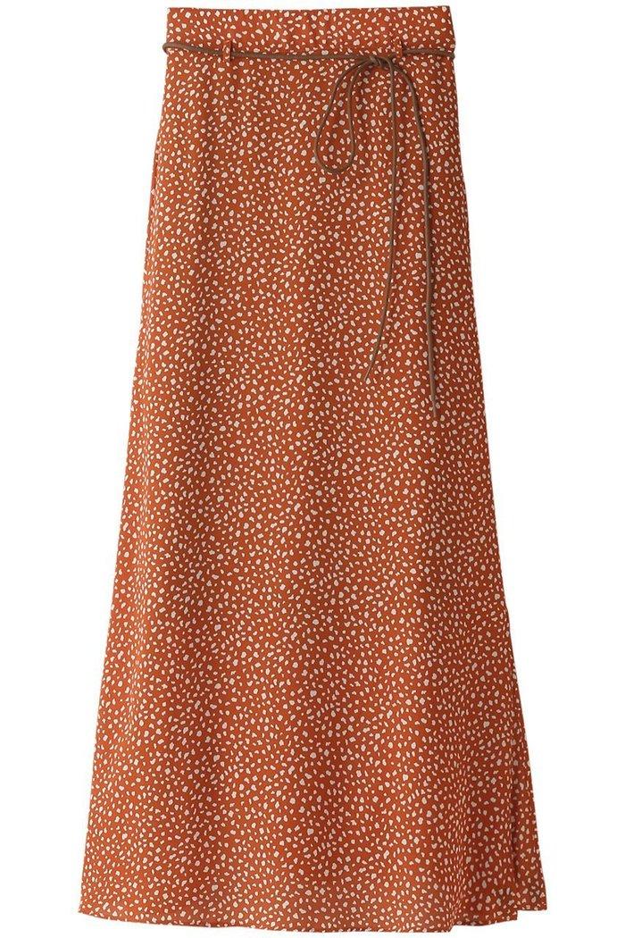 【メゾンスペシャル/MAISON SPECIAL】のワープドット柄マキシスカート インテリア・キッズ・メンズ・レディースファッション・服の通販 founy(ファニー) https://founy.com/ ファッション Fashion レディースファッション WOMEN スカート Skirt ロングスカート Long Skirt サマー シンプル ドット ドレープ フェミニン マキシ ロング 夏 Summer 春 Spring |ID: prp329100001634377 ipo3291000000008200205
