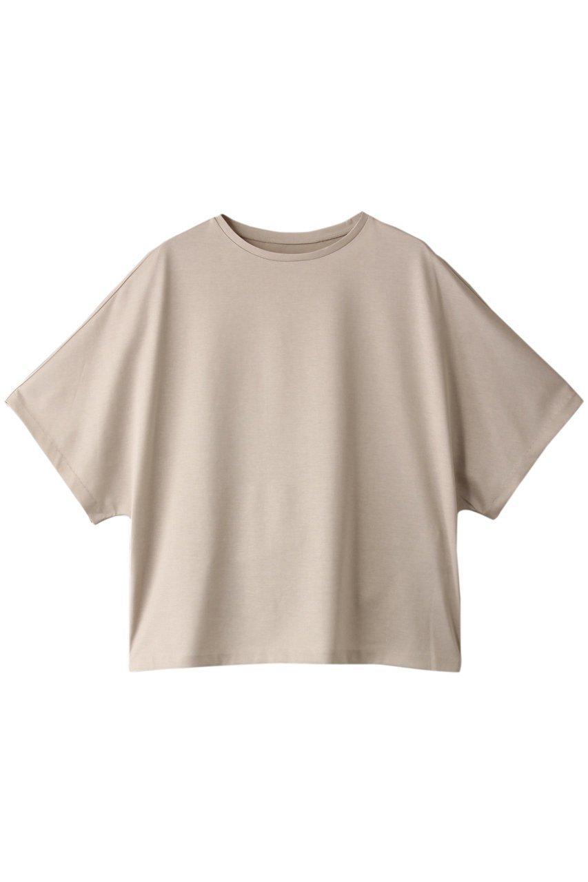 【マルティニーク/martinique】のクルーネックラグランTシャツ インテリア・キッズ・メンズ・レディースファッション・服の通販 founy(ファニー)  ファッション Fashion レディースファッション WOMEN トップス・カットソー Tops/Tshirt シャツ/ブラウス Shirts/Blouses ロング / Tシャツ T-Shirts シンプル 再入荷 Restock/Back in Stock/Re Arrival 夏 Summer ベージュ|ID: prp329100001647223 ipo3291000000009186433