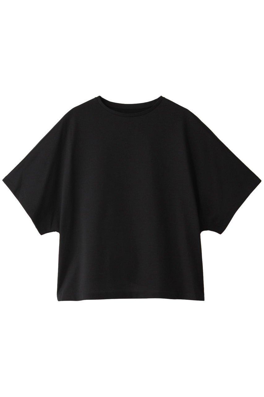 【マルティニーク/martinique】のクルーネックラグランTシャツ インテリア・キッズ・メンズ・レディースファッション・服の通販 founy(ファニー)  ファッション Fashion レディースファッション WOMEN トップス・カットソー Tops/Tshirt シャツ/ブラウス Shirts/Blouses ロング / Tシャツ T-Shirts シンプル 再入荷 Restock/Back in Stock/Re Arrival 夏 Summer ブラック|ID: prp329100001647223 ipo3291000000009186437