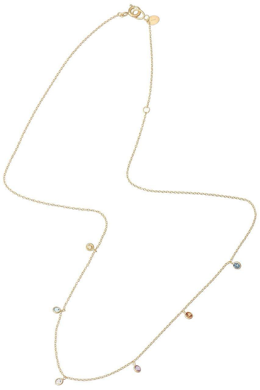 【マルティニーク/martinique】の【La Soeur】ネックレス インテリア・キッズ・メンズ・レディースファッション・服の通販 founy(ファニー)  ファッション Fashion レディースファッション WOMEN ジュエリー Jewelry ネックレス Necklaces チェーン ネックレス バランス パーティ ビジュー ゴールド ID: prp329100001743286 ipo3291000000009213842