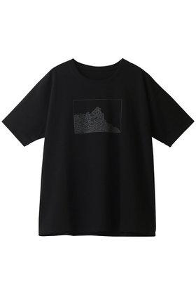 【プレインピープル/PLAIN PEOPLE】の【plainless】プリントTシャツ 人気、トレンドファッション・服の通販 founy(ファニー) ファッション Fashion レディースファッション WOMEN トップス・カットソー Tops/Tshirt シャツ/ブラウス Shirts/Blouses ロング / Tシャツ T-Shirts カットソー Cut and Sewn 2020年 2020 2020-2021秋冬・A/W AW・Autumn/Winter・FW・Fall-Winter/2020-2021 2021年 2021 2021-2022秋冬・A/W AW・Autumn/Winter・FW・Fall-Winter・2021-2022 A/W・秋冬 AW・Autumn/Winter・FW・Fall-Winter グラフィック ショート シンプル スリーブ フロント プリント |ID:prp329100001824040