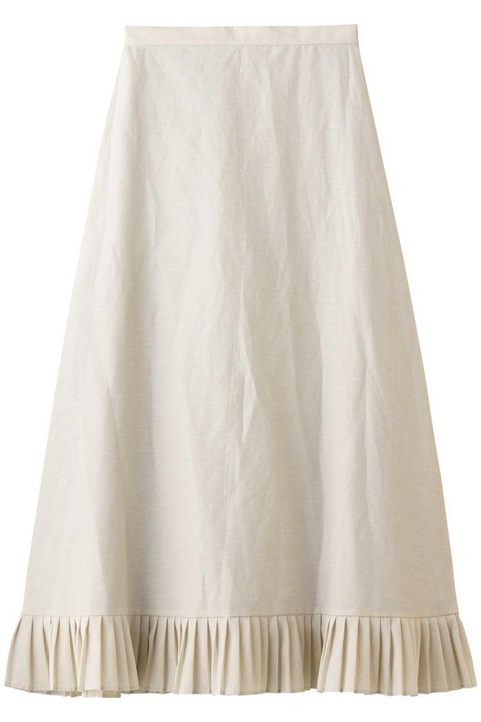【サードマガジン/THIRD MAGAZINE】のリネンナイロン裾タックロングスカート インテリア・キッズ・メンズ・レディースファッション・服の通販 founy(ファニー) https://founy.com/ ファッション Fashion レディースファッション WOMEN スカート Skirt ロングスカート Long Skirt 2020年 2020 2020-2021秋冬・A/W AW・Autumn/Winter・FW・Fall-Winter/2020-2021 2021年 2021 2021-2022秋冬・A/W AW・Autumn/Winter・FW・Fall-Winter・2021-2022 A/W・秋冬 AW・Autumn/Winter・FW・Fall-Winter パーティ フリル フレア リネン ロング |ID: prp329100001832277 ipo3291000000010246857