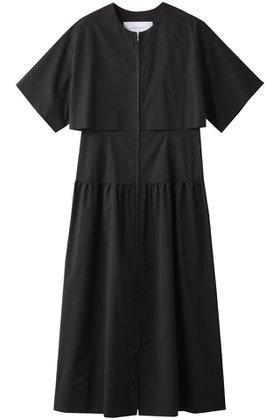 【ルシェル ブルー/LE CIEL BLEU】のリップストップレイヤードレス 人気、トレンドファッション・服の通販 founy(ファニー) ファッション Fashion レディースファッション WOMEN ワンピース Dress ドレス Party Dresses チュニック Tunic 2020年 2020 2020-2021秋冬・A/W AW・Autumn/Winter・FW・Fall-Winter/2020-2021 2021年 2021 2021-2022秋冬・A/W AW・Autumn/Winter・FW・Fall-Winter・2021-2022 A/W・秋冬 AW・Autumn/Winter・FW・Fall-Winter オケージョン シェイプ セットアップ チュニック ドレス フロント メタル |ID:prp329100001834848