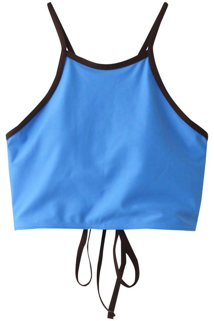 【メゾンスペシャル/MAISON SPECIAL】のアメスリスウィムトップ インテリア・キッズ・メンズ・レディースファッション・服の通販 founy(ファニー) https://founy.com/ ファッション Fashion レディースファッション WOMEN 水着 Swimwear 水着 Swimwear エレガント スポーツ スポーティ フロント ヨガ リボン ロング ワイヤー ワーク 再入荷 Restock/Back in Stock/Re Arrival 水着 |ID: prp329100001834864 ipo3291000000010287697