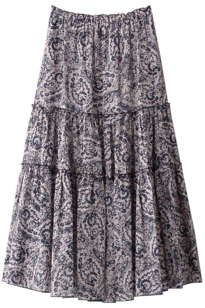 【ハウス オブ ロータス/HOUSE OF LOTUS】のペイズリープリントティアードスカート インテリア・キッズ・メンズ・レディースファッション・服の通販 founy(ファニー) https://founy.com/ ファッション Fashion レディースファッション WOMEN スカート Skirt ティアードスカート Tiered Skirts ロングスカート Long Skirt 2020年 2020 2020-2021秋冬・A/W AW・Autumn/Winter・FW・Fall-Winter/2020-2021 2021年 2021 2021-2022秋冬・A/W AW・Autumn/Winter・FW・Fall-Winter・2021-2022 A/W・秋冬 AW・Autumn/Winter・FW・Fall-Winter ティアード ペイズリー モザイク ロング 再入荷 Restock/Back in Stock/Re Arrival 夏 Summer  ID: prp329100001859431 ipo3291000000010609771