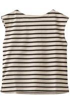 【アルアバイル/allureville】のサイド釦バスクシャツ 人気、トレンドファッション・服の通販 founy(ファニー) ファッション Fashion レディースファッション WOMEN トップス・カットソー Tops/Tshirt シャツ/ブラウス Shirts/Blouses ロング / Tシャツ T-Shirts カットソー Cut and Sewn 2020年 2020 2020-2021秋冬・A/W AW・Autumn/Winter・FW・Fall-Winter/2020-2021 2021年 2021 2021-2022秋冬・A/W AW・Autumn/Winter・FW・Fall-Winter・2021-2022 A/W・秋冬 AW・Autumn/Winter・FW・Fall-Winter ショート シンプル スリーブ バスク ボーダー thumbnail ベージュ|ID: prp329100001859438 ipo3291000000010609792