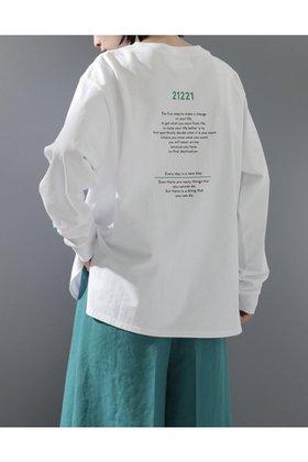 【ローズバッド/ROSE BUD】のプリントロンT 人気、トレンドファッション・服の通販 founy(ファニー) ファッション Fashion レディースファッション WOMEN トップス・カットソー Tops/Tshirt シャツ/ブラウス Shirts/Blouses ロング / Tシャツ T-Shirts カットソー Cut and Sewn 2020年 2020 2020-2021秋冬・A/W AW・Autumn/Winter・FW・Fall-Winter/2020-2021 2021年 2021 2021-2022秋冬・A/W AW・Autumn/Winter・FW・Fall-Winter・2021-2022 A/W・秋冬 AW・Autumn/Winter・FW・Fall-Winter オレンジ シンプル スリット スリーブ プリント ベスト ラウンド ロング  ID:prp329100001864314