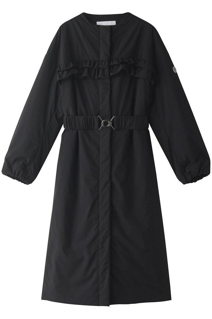 【ボーダーズ アット バルコニー/BORDERS at BALCONY】のフリルパディングロングコート インテリア・キッズ・メンズ・レディースファッション・服の通販 founy(ファニー) https://founy.com/ ファッション Fashion レディースファッション WOMEN アウター Coat Outerwear コート Coats 2020年 2020 2020-2021秋冬・A/W AW・Autumn/Winter・FW・Fall-Winter/2020-2021 2021年 2021 2021-2022秋冬・A/W AW・Autumn/Winter・FW・Fall-Winter・2021-2022 A/W・秋冬 AW・Autumn/Winter・FW・Fall-Winter シェイプ シンプル フェミニン フリル ロング |ID: prp329100001868555 ipo3291000000010697921