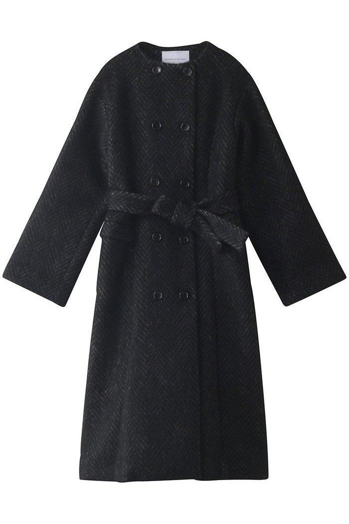 【ボーダーズ アット バルコニー/BORDERS at BALCONY】のシャギーヘリンボーンロングコート インテリア・キッズ・メンズ・レディースファッション・服の通販 founy(ファニー) https://founy.com/ ファッション Fashion レディースファッション WOMEN アウター Coat Outerwear コート Coats 2020年 2020 2020-2021秋冬・A/W AW・Autumn/Winter・FW・Fall-Winter/2020-2021 2021年 2021 2021-2022秋冬・A/W AW・Autumn/Winter・FW・Fall-Winter・2021-2022 A/W・秋冬 AW・Autumn/Winter・FW・Fall-Winter ショート モヘア ロング |ID: prp329100001868556 ipo3291000000010697925