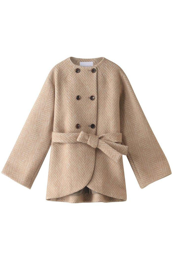 【ボーダーズ アット バルコニー/BORDERS at BALCONY】のシャギーヘリンボーンミドルコート インテリア・キッズ・メンズ・レディースファッション・服の通販 founy(ファニー) https://founy.com/ ファッション Fashion レディースファッション WOMEN アウター Coat Outerwear コート Coats 2020年 2020 2020-2021秋冬・A/W AW・Autumn/Winter・FW・Fall-Winter/2020-2021 2021年 2021 2021-2022秋冬・A/W AW・Autumn/Winter・FW・Fall-Winter・2021-2022 A/W・秋冬 AW・Autumn/Winter・FW・Fall-Winter ショート ミドル モヘア 定番 Standard |ID: prp329100001868557 ipo3291000000010697927
