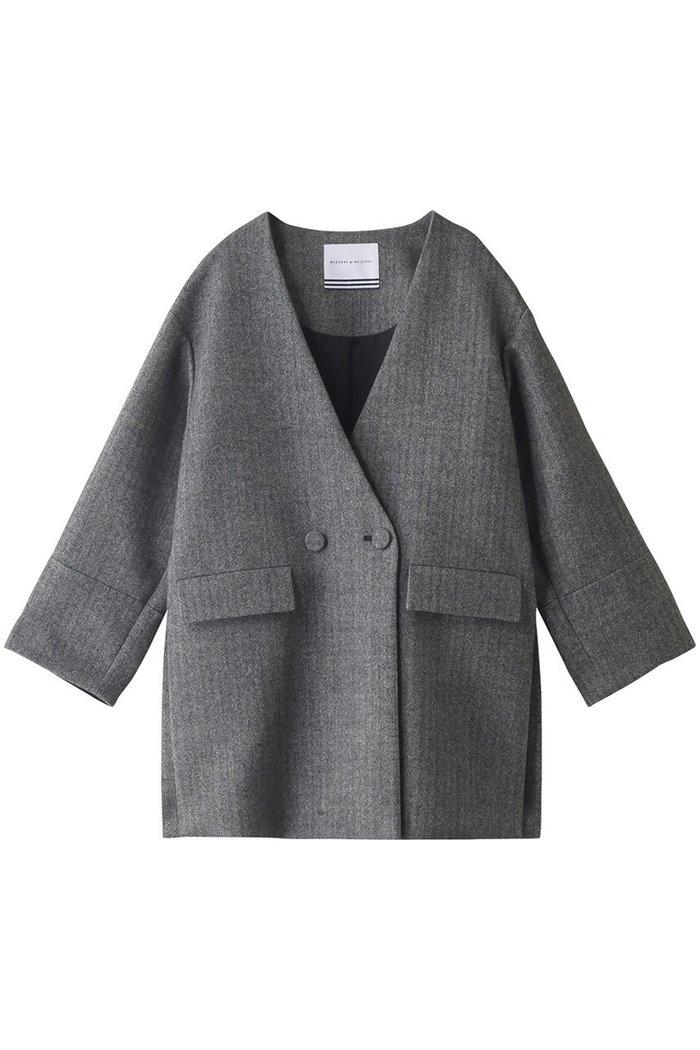 【ボーダーズ アット バルコニー/BORDERS at BALCONY】のウールヘリンボーンジャケット インテリア・キッズ・メンズ・レディースファッション・服の通販 founy(ファニー) https://founy.com/ ファッション Fashion レディースファッション WOMEN アウター Coat Outerwear ジャケット Jackets 2020年 2020 2020-2021秋冬・A/W AW・Autumn/Winter・FW・Fall-Winter/2020-2021 2021年 2021 2021-2022秋冬・A/W AW・Autumn/Winter・FW・Fall-Winter・2021-2022 A/W・秋冬 AW・Autumn/Winter・FW・Fall-Winter ジャケット スリット ヘリンボーン |ID: prp329100001868564 ipo3291000000010697950