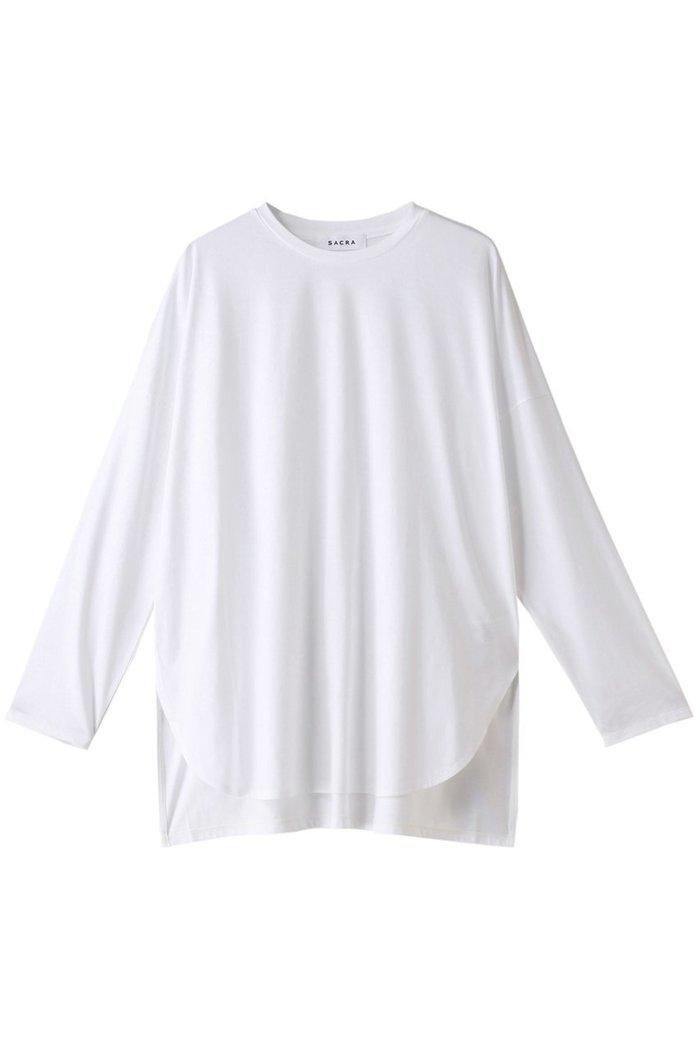 【サクラ/SACRA】のコンパクトシルクコットンカットソー インテリア・キッズ・メンズ・レディースファッション・服の通販 founy(ファニー) https://founy.com/ ファッション Fashion レディースファッション WOMEN トップス・カットソー Tops/Tshirt シャツ/ブラウス Shirts/Blouses ロング / Tシャツ T-Shirts カットソー Cut and Sewn 2020年 2020 2020-2021秋冬・A/W AW・Autumn/Winter・FW・Fall-Winter/2020-2021 2021年 2021 2021-2022秋冬・A/W AW・Autumn/Winter・FW・Fall-Winter・2021-2022 A/W・秋冬 AW・Autumn/Winter・FW・Fall-Winter シルク スリーブ ロング |ID: prp329100001876288 ipo3291000000010846296