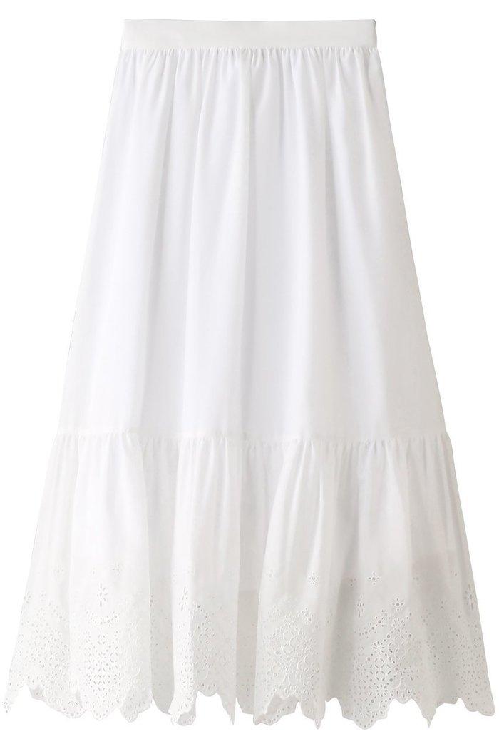 【アルアバイル/allureville】の【Loulou Willoughby】スパンローンシシュウスカート インテリア・キッズ・メンズ・レディースファッション・服の通販 founy(ファニー) https://founy.com/ ファッション Fashion レディースファッション WOMEN スカート Skirt ロングスカート Long Skirt 2020年 2020 2020-2021秋冬・A/W AW・Autumn/Winter・FW・Fall-Winter/2020-2021 2021年 2021 2021-2022秋冬・A/W AW・Autumn/Winter・FW・Fall-Winter・2021-2022 A/W・秋冬 AW・Autumn/Winter・FW・Fall-Winter おすすめ Recommend セットアップ ティアード ロング  ID: prp329100001878951 ipo3291000000010874990