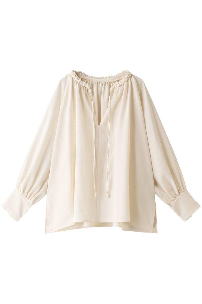 【エジック/Ezick】のギャザーデザインブラウス インテリア・キッズ・メンズ・レディースファッション・服の通販 founy(ファニー) https://founy.com/ ファッション Fashion レディースファッション WOMEN トップス・カットソー Tops/Tshirt シャツ/ブラウス Shirts/Blouses 2020年 2020 2020-2021秋冬・A/W AW・Autumn/Winter・FW・Fall-Winter/2020-2021 2021年 2021 2021-2022秋冬・A/W AW・Autumn/Winter・FW・Fall-Winter・2021-2022 A/W・秋冬 AW・Autumn/Winter・FW・Fall-Winter おすすめ Recommend ギャザー スリーブ リボン ロング |ID: prp329100001883205 ipo3291000000010907752