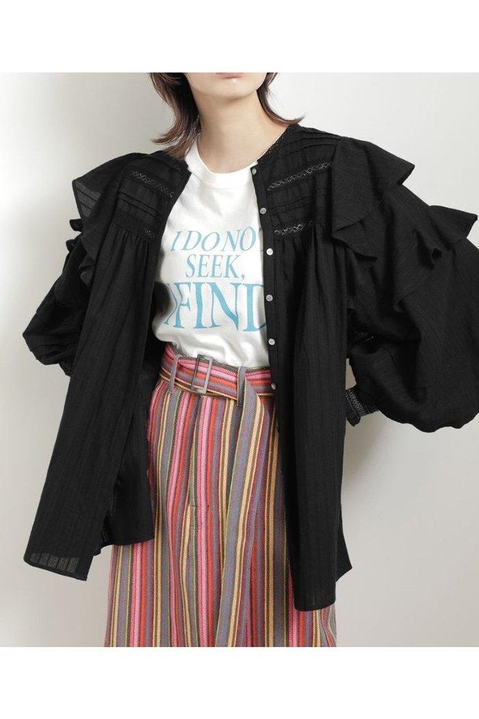 【ローズバッド/ROSE BUD】のボリュームフリルシャツ インテリア・キッズ・メンズ・レディースファッション・服の通販 founy(ファニー) https://founy.com/ ファッション Fashion レディースファッション WOMEN トップス・カットソー Tops/Tshirt シャツ/ブラウス Shirts/Blouses 2020年 2020 2020-2021秋冬・A/W AW・Autumn/Winter・FW・Fall-Winter/2020-2021 2021年 2021 2021-2022秋冬・A/W AW・Autumn/Winter・FW・Fall-Winter・2021-2022 A/W・秋冬 AW・Autumn/Winter・FW・Fall-Winter おすすめ Recommend ガーリー グラフィック スモッキング スリーブ トレンド ベーシック レース ロング |ID: prp329100001883242 ipo3291000000010908038