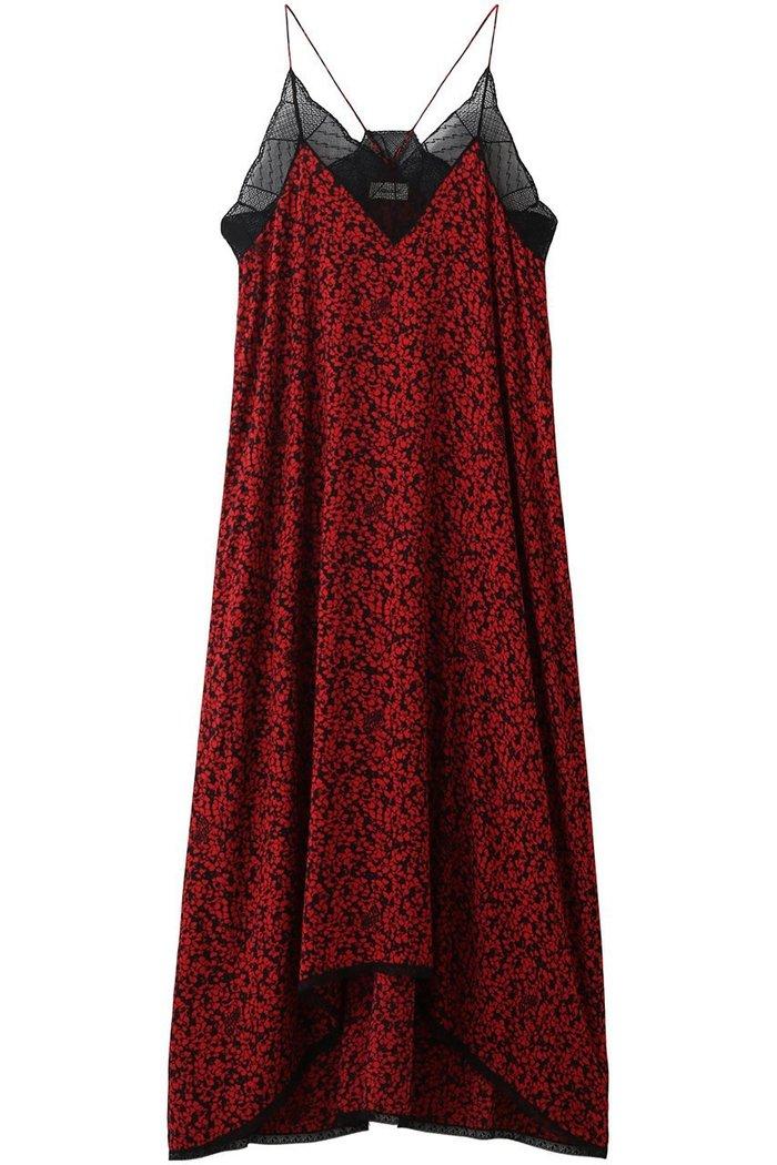 【ザディグ エ ヴォルテール/ZADIG & VOLTAIRE】のRISTY SMALL BICO FLOWERS DRESS ワンピース インテリア・キッズ・メンズ・レディースファッション・服の通販 founy(ファニー) https://founy.com/ ファッション Fashion レディースファッション WOMEN ワンピース Dress ドレス Party Dresses チュニック Tunic 2020年 2020 2020-2021秋冬・A/W AW・Autumn/Winter・FW・Fall-Winter/2020-2021 2021年 2021 2021-2022秋冬・A/W AW・Autumn/Winter・FW・Fall-Winter・2021-2022 A/W・秋冬 AW・Autumn/Winter・FW・Fall-Winter なめらか チュニック ドレス パーティ フェミニン リゾート レース ロング |ID: prp329100001883253 ipo3291000000010908061