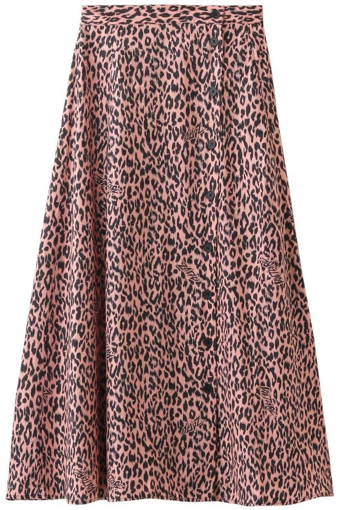 【ザディグ エ ヴォルテール/ZADIG & VOLTAIRE】のJUNE SQUELETON JAC LEO IKAT SKIRT スカート インテリア・キッズ・メンズ・レディースファッション・服の通販 founy(ファニー) https://founy.com/ ファッション Fashion レディースファッション WOMEN スカート Skirt 2020年 2020 2020-2021秋冬・A/W AW・Autumn/Winter・FW・Fall-Winter/2020-2021 2021年 2021 2021-2022秋冬・A/W AW・Autumn/Winter・FW・Fall-Winter・2021-2022 A/W・秋冬 AW・Autumn/Winter・FW・Fall-Winter とろみ なめらか シルク プリント レオパード ロング |ID: prp329100001883257 ipo3291000000010908069