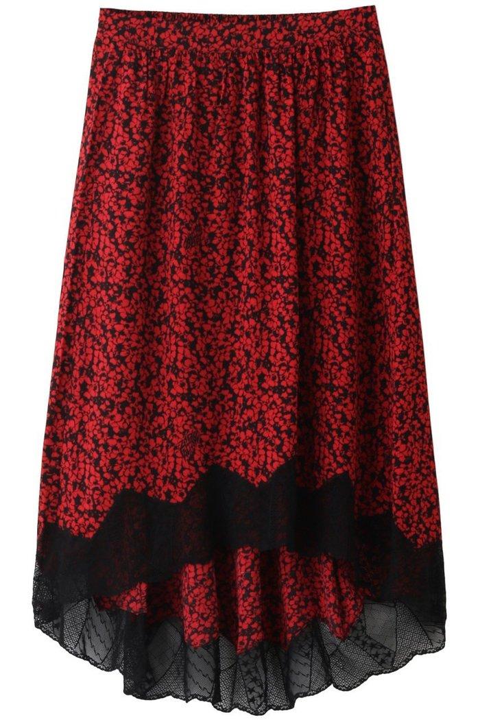 【ザディグ エ ヴォルテール/ZADIG & VOLTAIRE】のJOSLIN SMALL BICO FLOWERS SKIRT スカート インテリア・キッズ・メンズ・レディースファッション・服の通販 founy(ファニー) https://founy.com/ ファッション Fashion レディースファッション WOMEN スカート Skirt 2020年 2020 2020-2021秋冬・A/W AW・Autumn/Winter・FW・Fall-Winter/2020-2021 2021年 2021 2021-2022秋冬・A/W AW・Autumn/Winter・FW・Fall-Winter・2021-2022 A/W・秋冬 AW・Autumn/Winter・FW・Fall-Winter フィット フラワー プリント レース |ID: prp329100001883258 ipo3291000000010908071