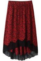 【ザディグ エ ヴォルテール/ZADIG & VOLTAIRE】のJOSLIN SMALL BICO FLOWERS SKIRT スカート 人気、トレンドファッション・服の通販 founy(ファニー) ファッション Fashion レディースファッション WOMEN スカート Skirt 2020年 2020 2020-2021秋冬・A/W AW・Autumn/Winter・FW・Fall-Winter/2020-2021 2021年 2021 2021-2022秋冬・A/W AW・Autumn/Winter・FW・Fall-Winter・2021-2022 A/W・秋冬 AW・Autumn/Winter・FW・Fall-Winter フィット フラワー プリント レース |ID:prp329100001883258