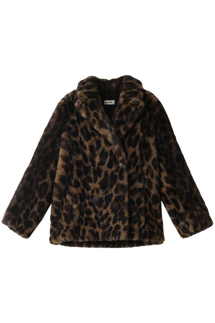【ザディグ エ ヴォルテール/ZADIG & VOLTAIRE】のMILLER LEO COAT コート インテリア・キッズ・メンズ・レディースファッション・服の通販 founy(ファニー) https://founy.com/ ファッション Fashion レディースファッション WOMEN アウター Coat Outerwear コート Coats 2020年 2020 2020-2021秋冬・A/W AW・Autumn/Winter・FW・Fall-Winter/2020-2021 2021年 2021 2021-2022秋冬・A/W AW・Autumn/Winter・FW・Fall-Winter・2021-2022 A/W・秋冬 AW・Autumn/Winter・FW・Fall-Winter レオパード ロング |ID: prp329100001883261 ipo3291000000010908077
