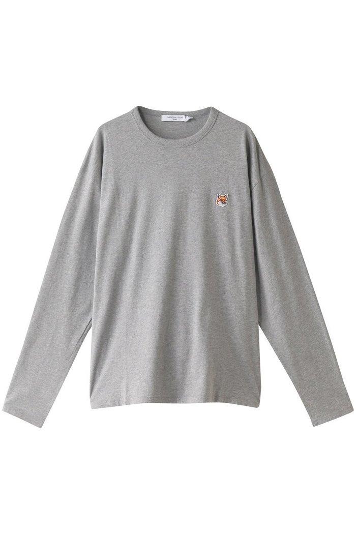 【メゾン キツネ/MAISON KITSUNE】の【UNISEX】FOX HEAD PATCH REGULAR LONG-SLEEVED TEE-SHIRT / Tシャツ インテリア・キッズ・メンズ・レディースファッション・服の通販 founy(ファニー) https://founy.com/ ファッション Fashion レディースファッション WOMEN トップス・カットソー Tops/Tshirt シャツ/ブラウス Shirts/Blouses ロング / Tシャツ T-Shirts カットソー Cut and Sewn 2020年 2020 2020-2021秋冬・A/W AW・Autumn/Winter・FW・Fall-Winter/2020-2021 2021年 2021 2021-2022秋冬・A/W AW・Autumn/Winter・FW・Fall-Winter・2021-2022 A/W・秋冬 AW・Autumn/Winter・FW・Fall-Winter UNISEX ショート シンプル スタンダード スリーブ フォックス ロング  ID: prp329100001883320 ipo3291000000010908337