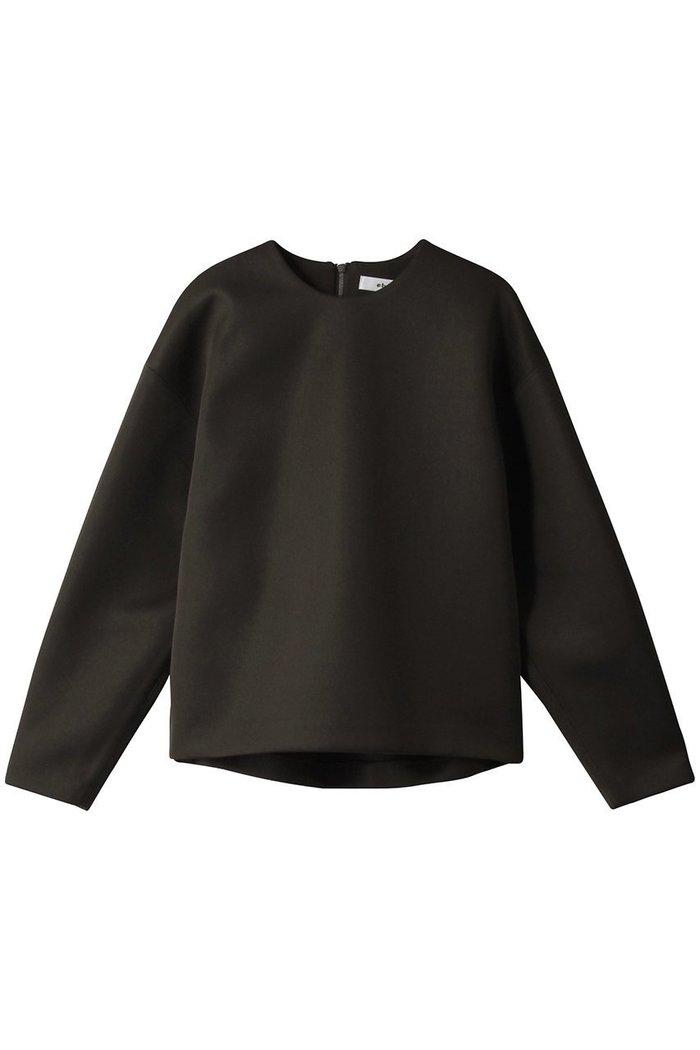 【エブール/ebure】のダブルラッセル クルーネックカットソー インテリア・キッズ・メンズ・レディースファッション・服の通販 founy(ファニー) https://founy.com/ ファッション Fashion レディースファッション WOMEN トップス・カットソー Tops/Tshirt シャツ/ブラウス Shirts/Blouses ロング / Tシャツ T-Shirts カットソー Cut and Sewn 2020年 2020 2020-2021秋冬・A/W AW・Autumn/Winter・FW・Fall-Winter/2020-2021 2021年 2021 2021-2022秋冬・A/W AW・Autumn/Winter・FW・Fall-Winter・2021-2022 A/W・秋冬 AW・Autumn/Winter・FW・Fall-Winter おすすめ Recommend カットソー シンプル スリーブ セットアップ ダブル ファブリック ラッセル リラックス ロング  ID: prp329100001883325 ipo3291000000010908350