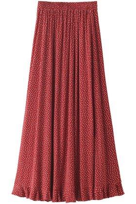 【シンゾーン/Shinzone】のフロレットヘムフリルスカート 人気、トレンドファッション・服の通販 founy(ファニー) ファッション Fashion レディースファッション WOMEN スカート Skirt ロングスカート Long Skirt フェミニン マキシ ロング  ID:prp329100001883364