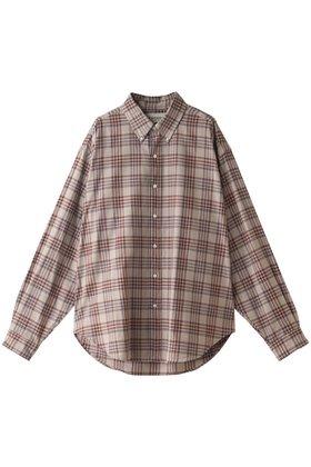 【シンゾーン/Shinzone】のチェックシャツ 人気、トレンドファッション・服の通販 founy(ファニー) ファッション Fashion レディースファッション WOMEN トップス・カットソー Tops/Tshirt シャツ/ブラウス Shirts/Blouses スリーブ チェック デニム トレンド ボトム ロング |ID:prp329100001883374