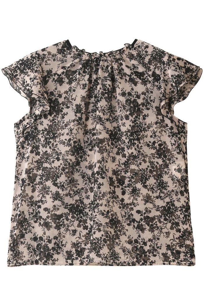 【アナイ/ANAYI】のモノトーンシルエットPTラッフルブラウス インテリア・キッズ・メンズ・レディースファッション・服の通販 founy(ファニー) https://founy.com/ ファッション Fashion レディースファッション WOMEN トップス・カットソー Tops/Tshirt シャツ/ブラウス Shirts/Blouses 2020年 2020 2020-2021秋冬・A/W AW・Autumn/Winter・FW・Fall-Winter/2020-2021 2021年 2021 2021-2022秋冬・A/W AW・Autumn/Winter・FW・Fall-Winter・2021-2022 A/W・秋冬 AW・Autumn/Winter・FW・Fall-Winter おすすめ Recommend スリーブ フラワー フリル プリント モノトーン リボン ロング |ID: prp329100001887100 ipo3291000000010943743