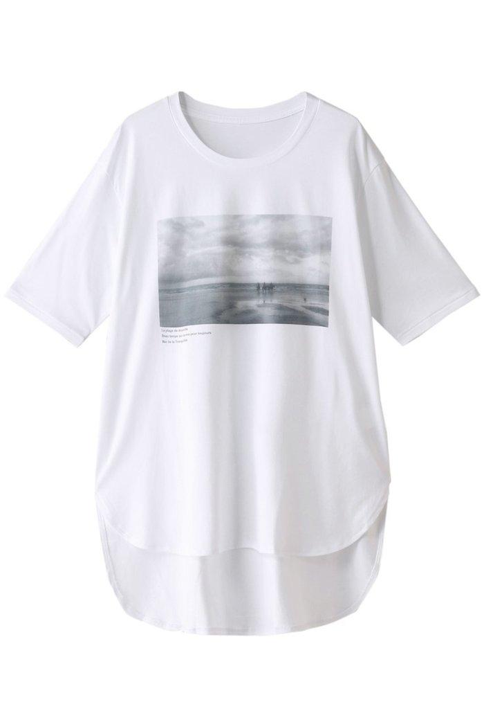 【アルアバイル/allureville】のNORMANDIEフォトT インテリア・キッズ・メンズ・レディースファッション・服の通販 founy(ファニー) https://founy.com/ ファッション Fashion レディースファッション WOMEN トップス・カットソー Tops/Tshirt シャツ/ブラウス Shirts/Blouses ロング / Tシャツ T-Shirts カットソー Cut and Sewn 2020年 2020 2020-2021秋冬・A/W AW・Autumn/Winter・FW・Fall-Winter/2020-2021 2021年 2021 2021-2022秋冬・A/W AW・Autumn/Winter・FW・Fall-Winter・2021-2022 A/W・秋冬 AW・Autumn/Winter・FW・Fall-Winter ショート スリーブ トレンド プリント |ID: prp329100001887110 ipo3291000000010943776