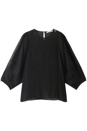 【カレンソロジー/Curensology】のCL/オーガンジーブラウス 人気、トレンドファッション・服の通販 founy(ファニー) ファッション Fashion レディースファッション WOMEN トップス・カットソー Tops/Tshirt シャツ/ブラウス Shirts/Blouses 2020年 2020 2020-2021秋冬・A/W AW・Autumn/Winter・FW・Fall-Winter/2020-2021 2021年 2021 2021-2022秋冬・A/W AW・Autumn/Winter・FW・Fall-Winter・2021-2022 A/W・秋冬 AW・Autumn/Winter・FW・Fall-Winter オーガンジー シアー スリーブ トレンド パーティ ロング |ID:prp329100001908652