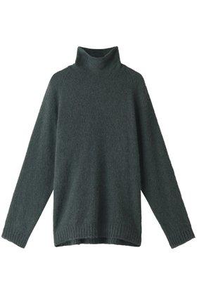 【エイトン/ATON】の【UNISEX】BABY ALPACAハイネックセーター 人気、トレンドファッション・服の通販 founy(ファニー) ファッション Fashion レディースファッション WOMEN トップス・カットソー Tops/Tshirt ニット Knit Tops プルオーバー Pullover UNISEX セーター ハイネック  ID:prp329100001985874