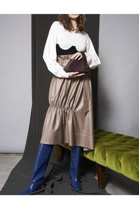 【メゾンスペシャル/MAISON SPECIAL】のニットビスチェロンTEE 人気、トレンドファッション・服の通販 founy(ファニー) ファッション Fashion レディースファッション WOMEN トップス・カットソー Tops/Tshirt ニット Knit Tops シャツ/ブラウス Shirts/Blouses ロング / Tシャツ T-Shirts カットソー Cut and Sewn ビスチェ Bustier スリーブ ドッキング フィット ロング 長袖  ID:prp329100001988509