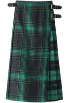【ウィムガゼット/Whim Gazette】の【O NEIL of DUBLIN】PATCHWORK KILT スカート グリーン ID: prp329100001995204 ipo3291000000012025720